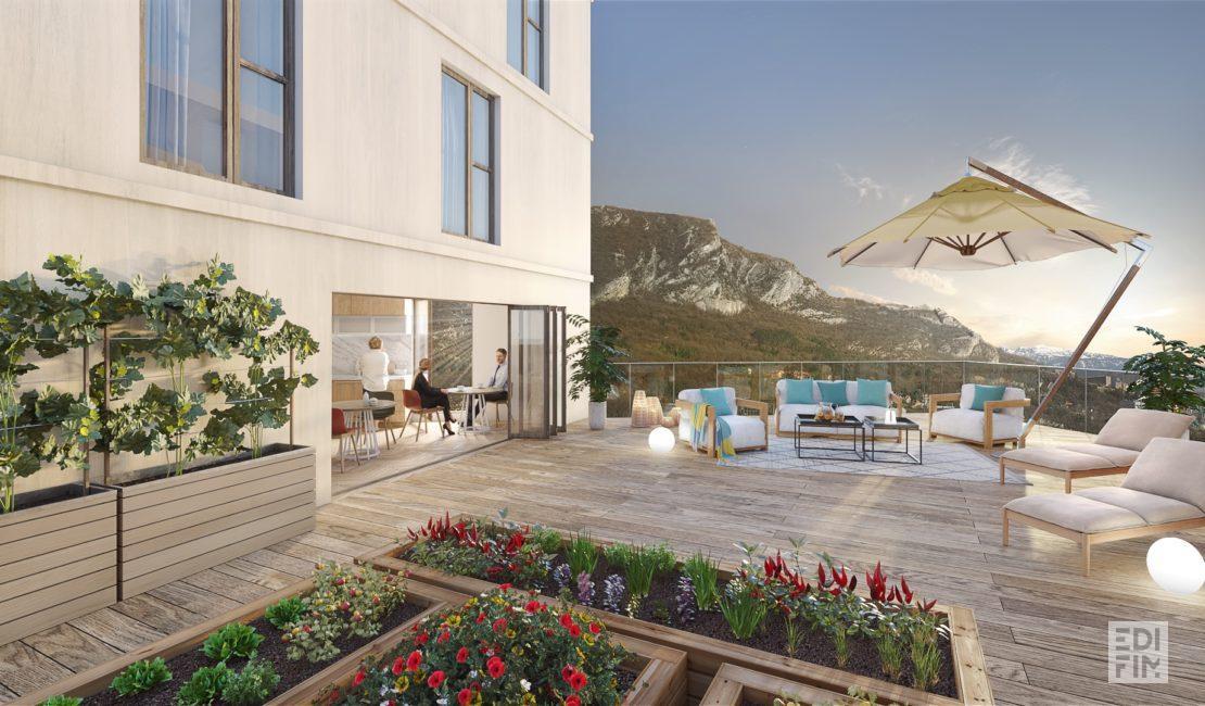 Programme Neuf Grenoble - GINKGO | EDIFIM