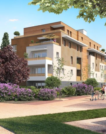 Programme Neuf Saint Albans-Leysse - Nouvelles Scenes | EDIFIM