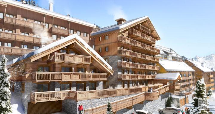 Immobilier Neuf Les Gets - Le Vieux Chêne | EDIFIM