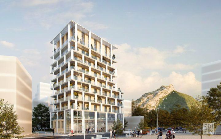 Ginkgo Grenoble EDIFIM