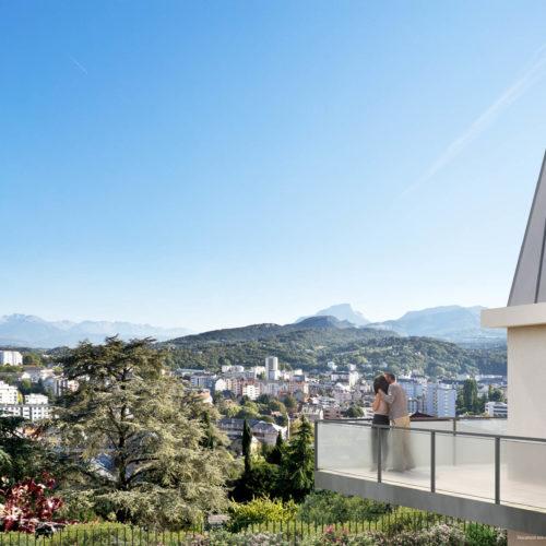 Programme Neuf CONFIDENTIEL - Chambéry | EDIFIM